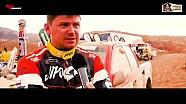 Martin Prokop Dakar 2017 - 3. Etap