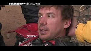 Dakar 2017 - Amateurs et professionnels, des mondes à part