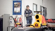 Verstappen en Ricciardo vervelen zich