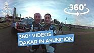 Videos 360° - Dakar in Asunción, Paraguay - Dakar 2017