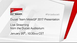 Ducati Team MotoGP 2017 Presentation