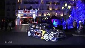 WRC 2017 - Rally de Monte Carlo – jueves