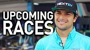 فورمولا إي: أهم السباقات التي ينتظرها السائقون في 2017