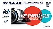 Conferenza stampa - Lancio della stagione Endurance 2017