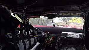 Lap of Mount Panorama in Nissan GT R NISMO GT3