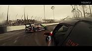 车载视角浏览Formula D长滩赛道