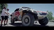 Le final du Dakar 2017 avec Peugeot