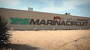 2017 Lamborghini Super Trofeo Middle East - Yas Marina Circuit