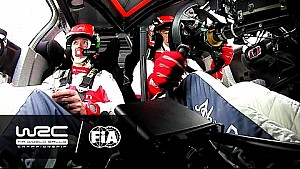 Rally Sweden 2017: (No) Crash Meeke SS05