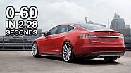 Tesla 2.28 saniyede nasıl 100km/s hız ulaşıyor?
