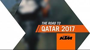 KTM en essais avant le Qatar