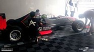Keanon Santoso - Formula Masters China Series - Roll Out