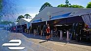Guida alla pit-lane argentina della F.E