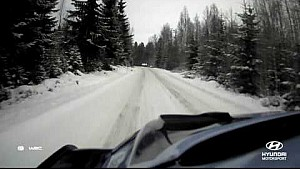 Rally Sweden Best of: on-board - Hyundai Motorsport 2017