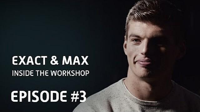 Formule 1 Max Verstappen & Exact - Afl. 3: Mensen