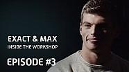 Max Verstappen & Exact - Afl. 3: Mensen