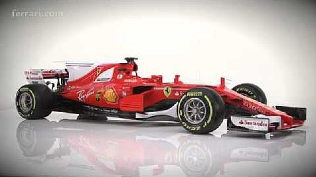 Formel 1 Video: Ferrari präsentiert den neuen SF70H