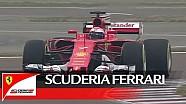 Ferrari SF70 auf der Strecke