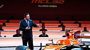 Q&A Zak Brown | MCL32 Reveal