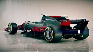Haas F1 Team: la  VF-17