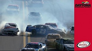 'Big One' brings out red flag at Daytona