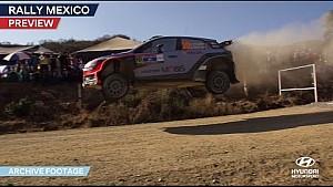 Ралли Мексика - анонс от Hyundai Motorsport