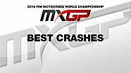 Kompilasi kecelakaan MXGP 2014