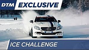 DTM车手冰雪赛道大挑战