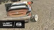 WRC墨西哥拉力赛经典-勒布驾驶三轮赛车回顾