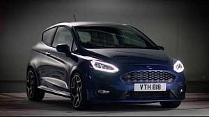 Next generation Ford Fiesta ST