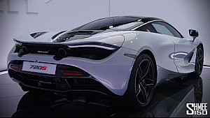 This is the MсLaren 720S!