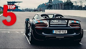 Top 5: Die besten Porsche-Momente