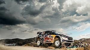 Mejores momentos (Slow motion) - Día 1 WRC Rally México 2017 - Michelin Motorsport