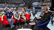 'Ford Live': Challenges in motorsport at Geneva Motor Show