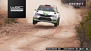 Meksika Rallisi 2017: WRC2 Cuma özeti