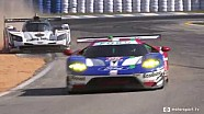12 Hours of Sebring - Practice sessions sights & sounds