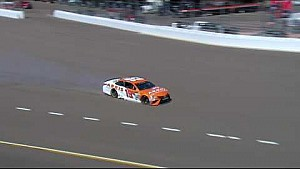 Suarez spins in final practice at Phoenix