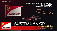 Australian Grand Prix Preview - Scuderia Ferrari 2017