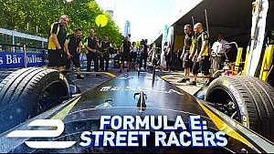 POV pit stop! - Formula E: Street racers