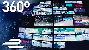 Explore Formula E's TV gallery in 360°!