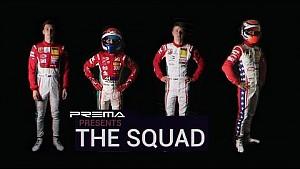 Prema präsentiert seine F4-Piloten