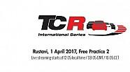 TCR Gürcistan - 2. antrenmanlar