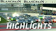 Misano 2017 - Highlights de la carrera clasificación- Blancpain GT Sports Club
