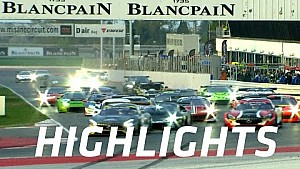 Misano 2017 - Qualifying race highlights - Blancpain GT Sports Club