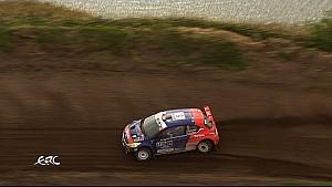 Azoren-Rallye: Unfall von Suarez