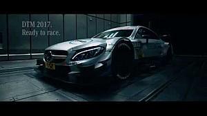 Teaser: Mercedes-AMG C63 DTM 2017