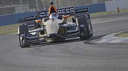 Robert Wickens/James Hinchcliffe araç değişimi 1. bölüm, Sebring Raceway