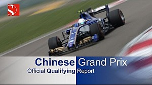 2017 Chinese Grand Prix - Qualifying Report - Sauber F1 Team