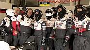 6 horas de Silverstone - Toyota #7 choque