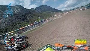 Antonio Cairoli FIM MXGP 2017 RD5 Italy moto 1